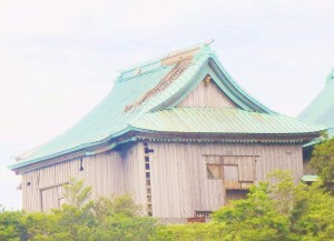 英彦山神宮上津宮